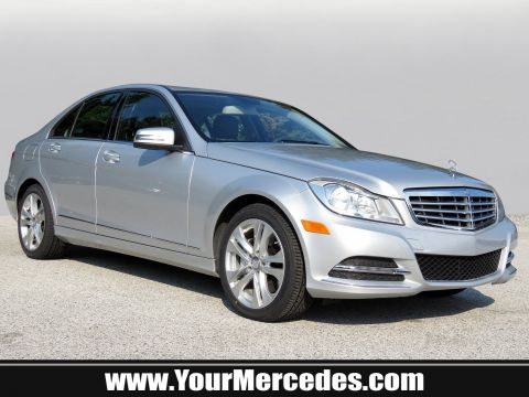 Marvelous Certified Used Mercedes Benz C Class C 300 Luxury