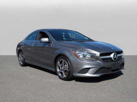 Certified Pre-Owned 2014 Mercedes-Benz CLA CLA 250