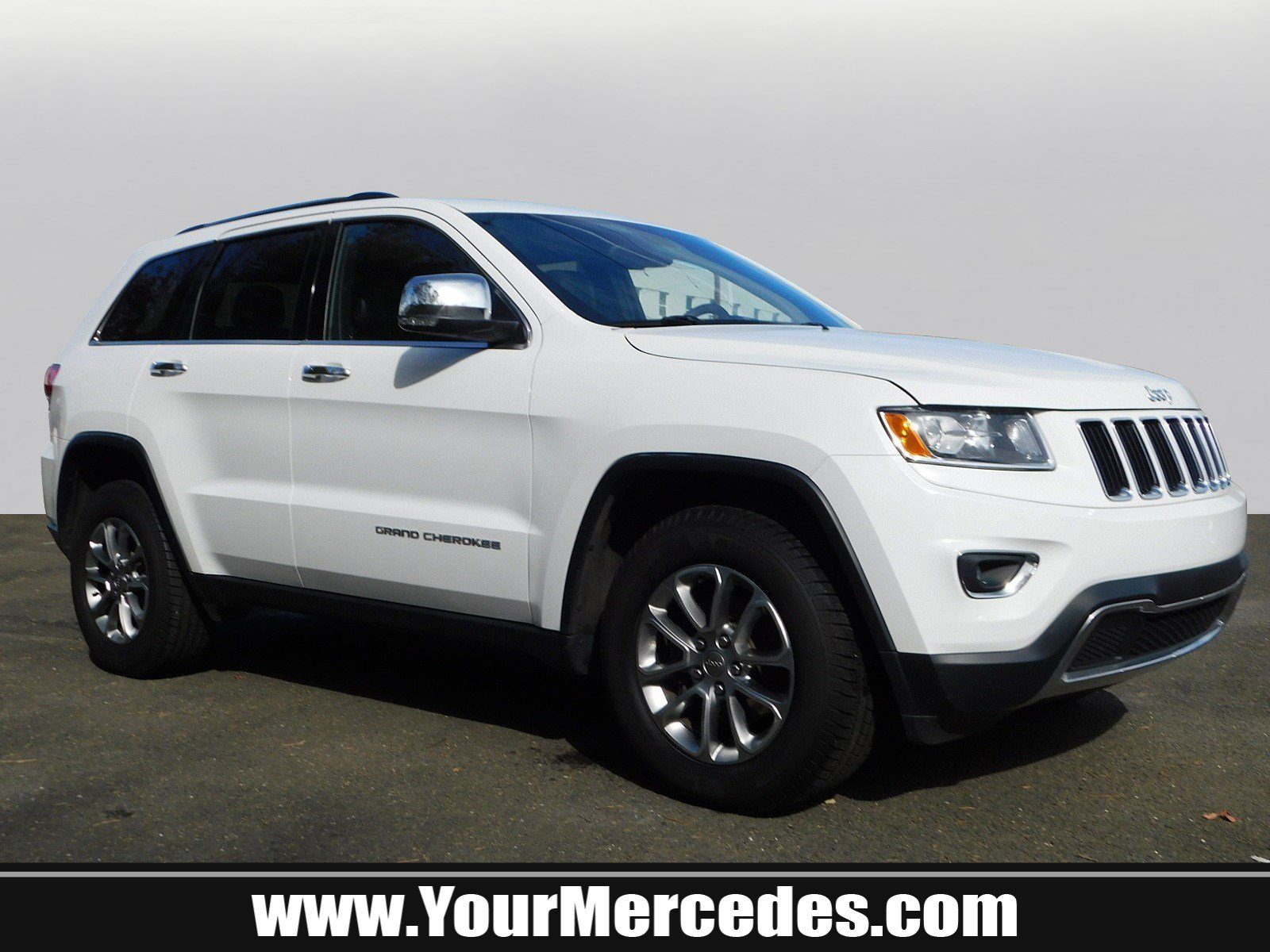 Pre Owned 2015 Jeep Grand Cherokee Limited 4D Sport Utility in Fort