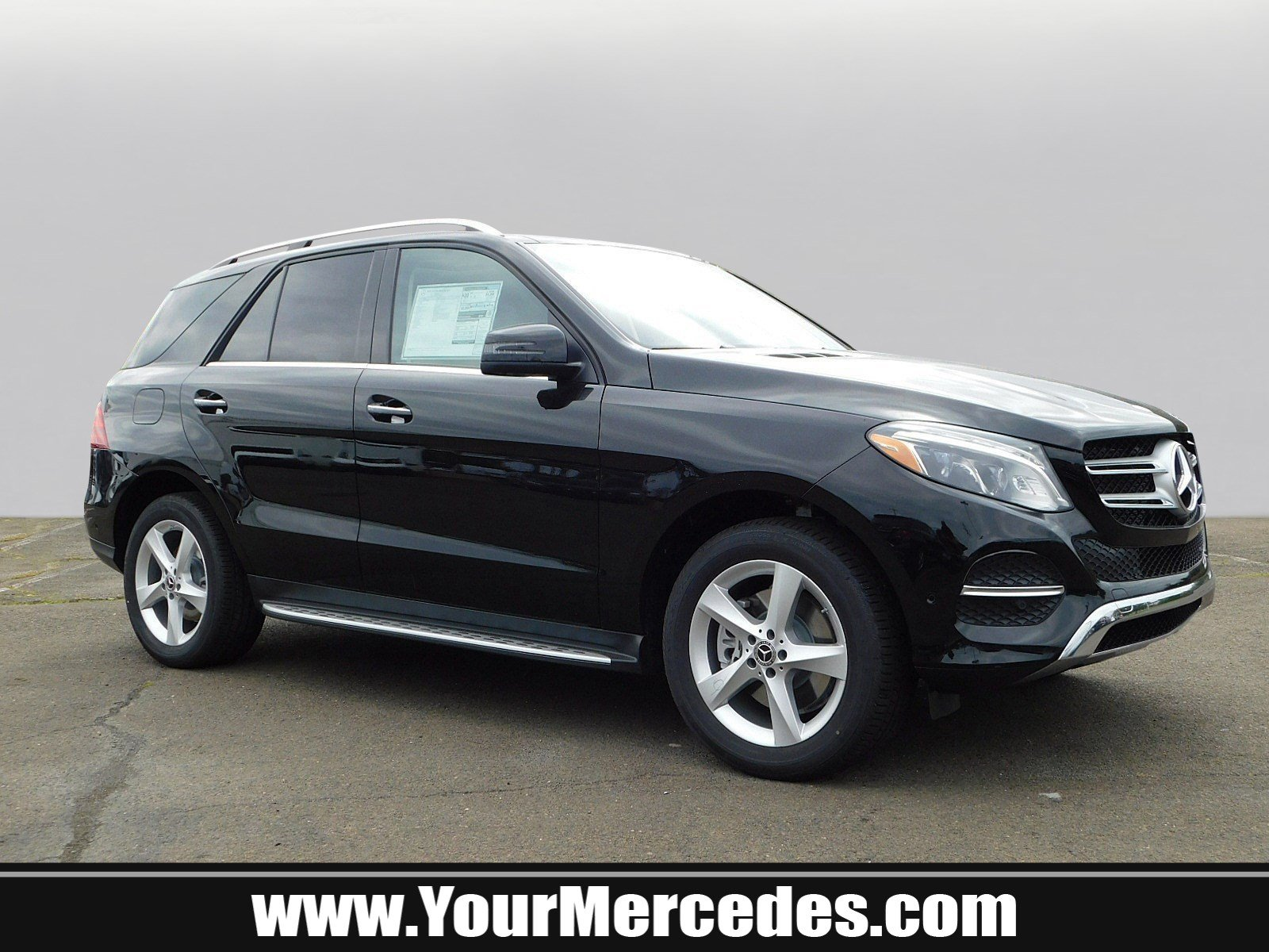 New 2019 Mercedes Benz GLE GLE 400 Sport Utility in Fort Washington
