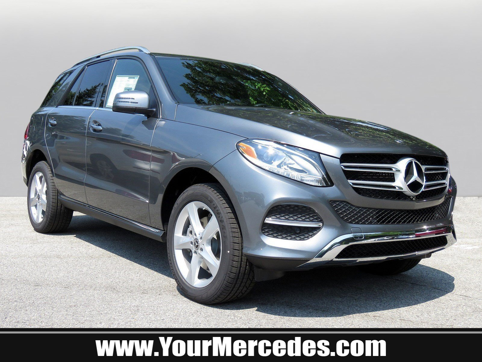 New 2018 Mercedes Benz GLE GLE 350