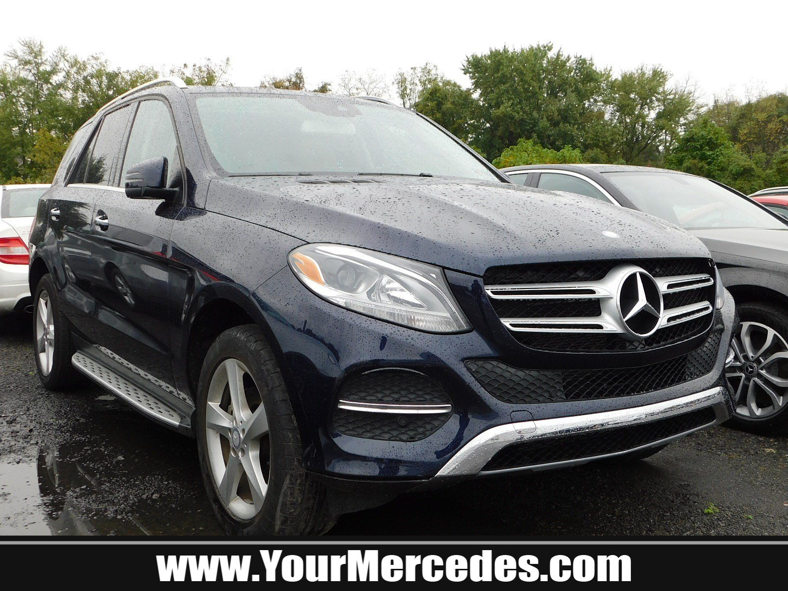 Pre Owned 2016 Mercedes Benz GLE GLE 350 SUV in Fort Washington