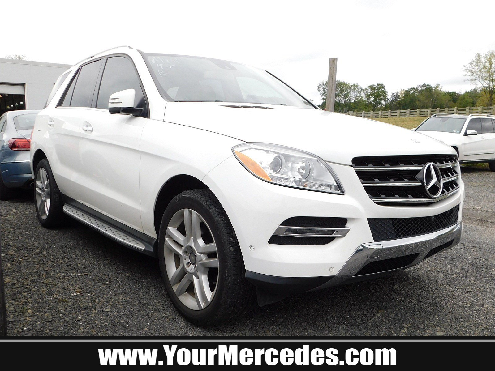 High Quality New 2015 Mercedes Benz M Class ML 350