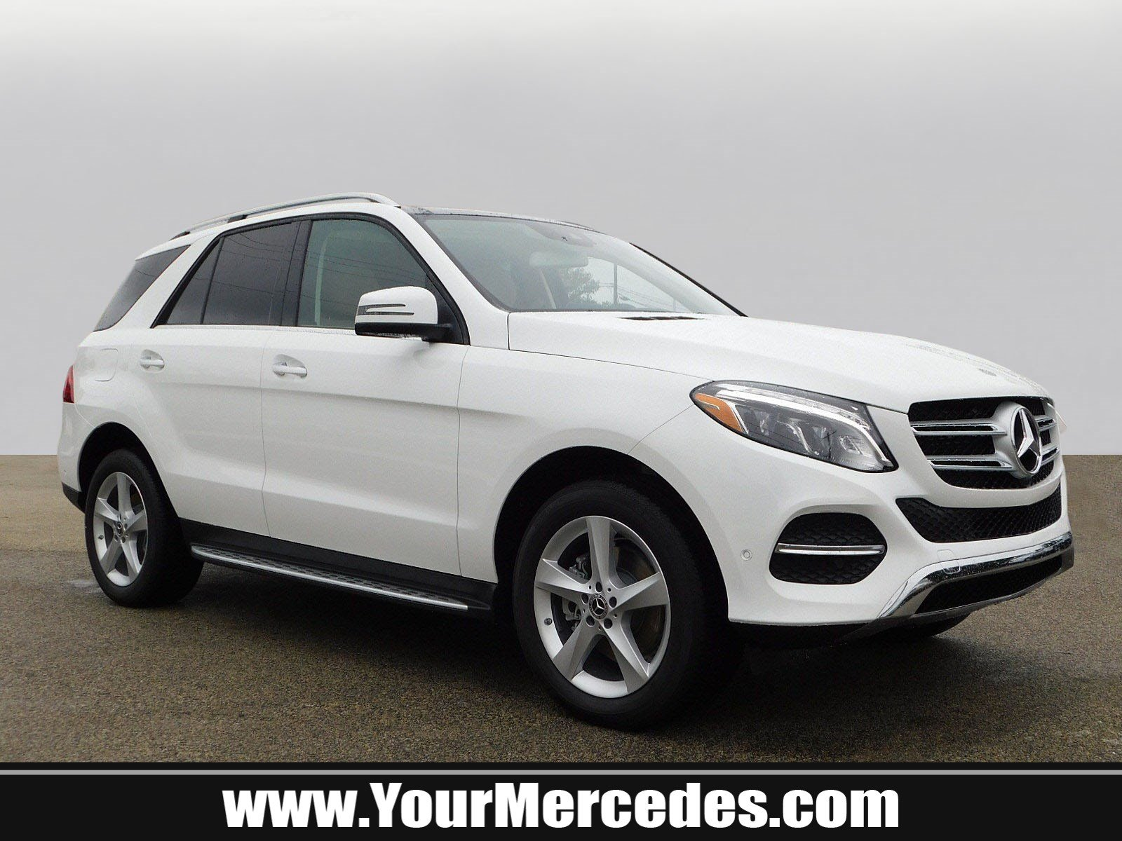 New 2018 Mercedes Benz GLE GLE 350 SUV in Fort Washington JB