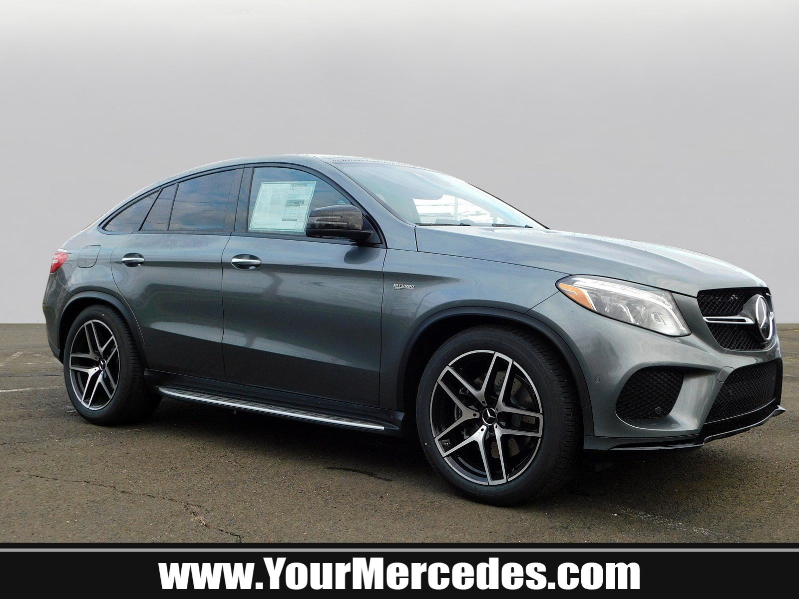 New 2019 Mercedes Benz Gle Amg Gle 43 Coupe Coupe In Fort