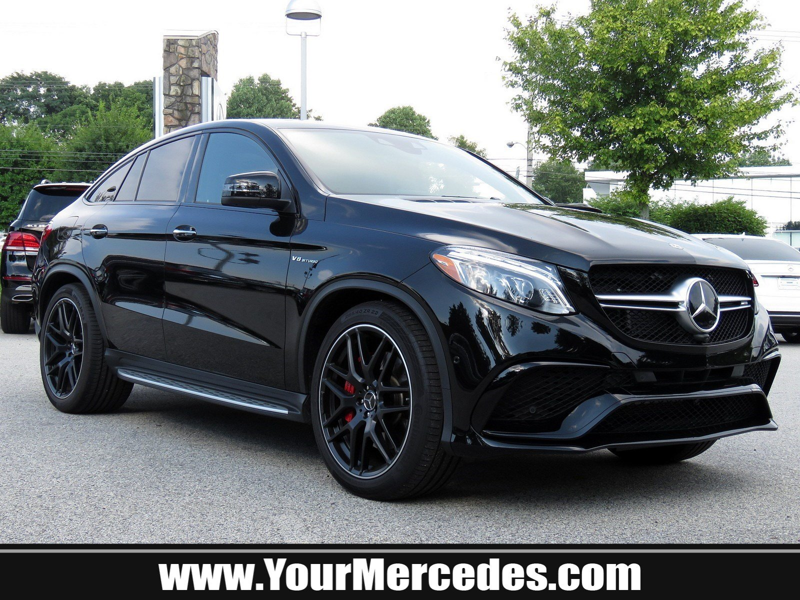 Pre Owned 2018 Mercedes Benz GLE AMG GLE 63 S Coupe Coupe in Fort