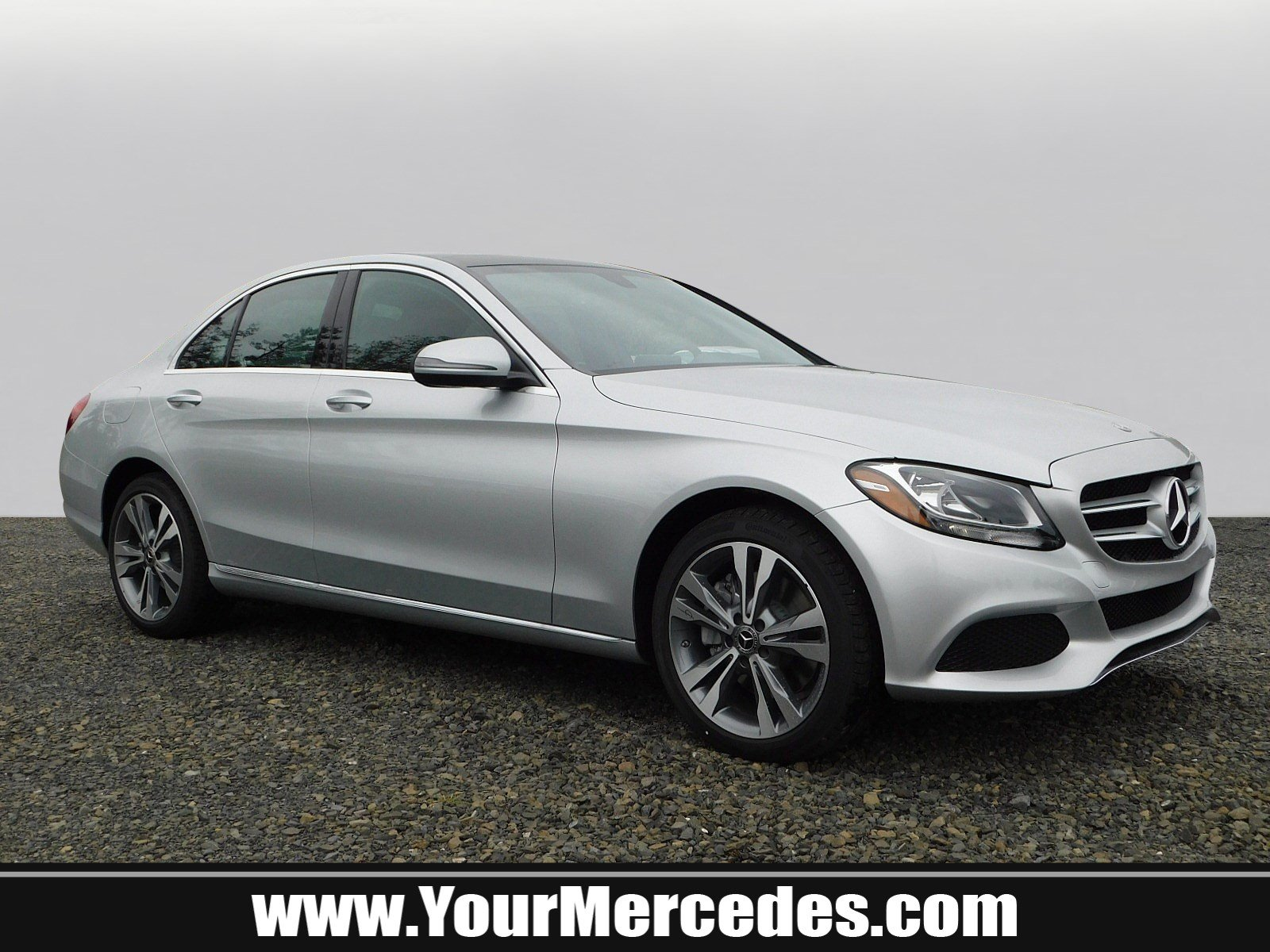 New 2018 Mercedes Benz C Class C 300 4dr Car in Fort Washington
