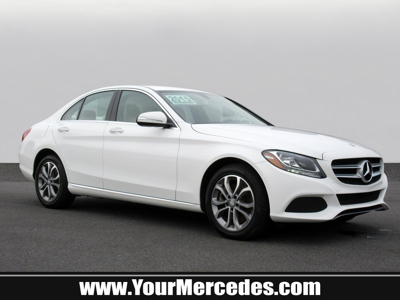 Pre Owned 2015 Mercedes Benz C Class C 300 SEDAN in Fort Washington