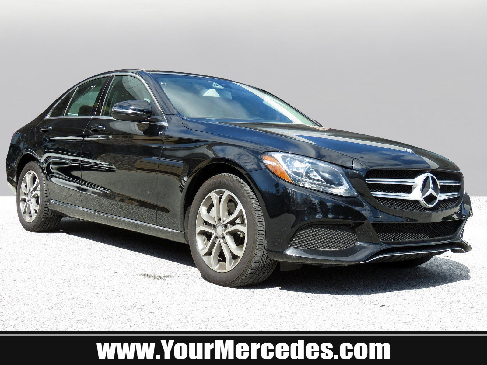 Certified Pre Owned 2016 Mercedes Benz C Class C 300 4dr Car in Fort