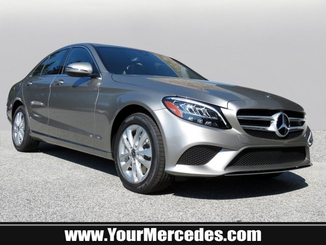 Mercedes Benz Fort Washington >> New 2019 Mercedes Benz C 300 Awd 4matic