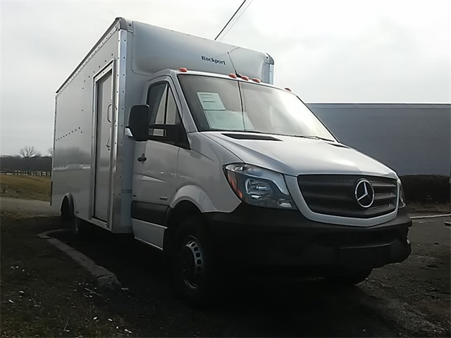 New 2016 Mercedes Benz Sprinter 3500 Chassis Cab Cab