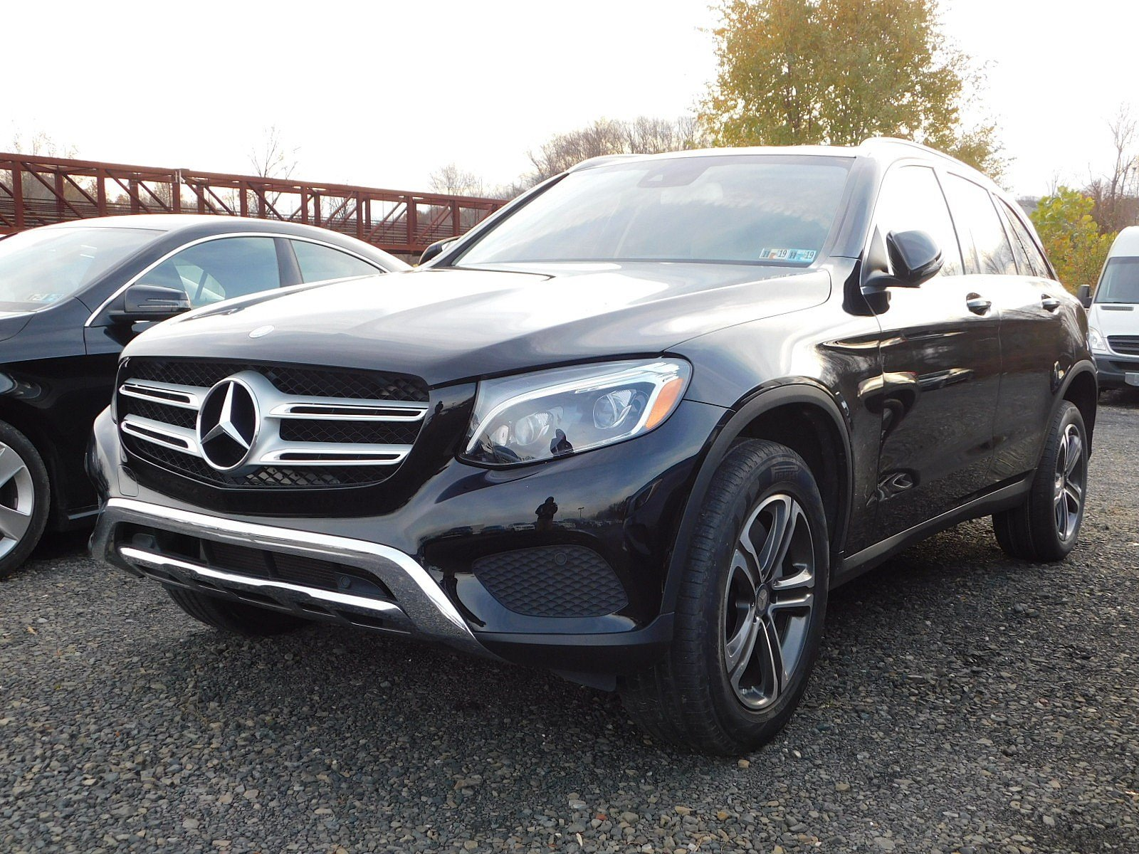 Certified Pre Owned 2016 Mercedes Benz GLC GLC 300 4D Sport Utility