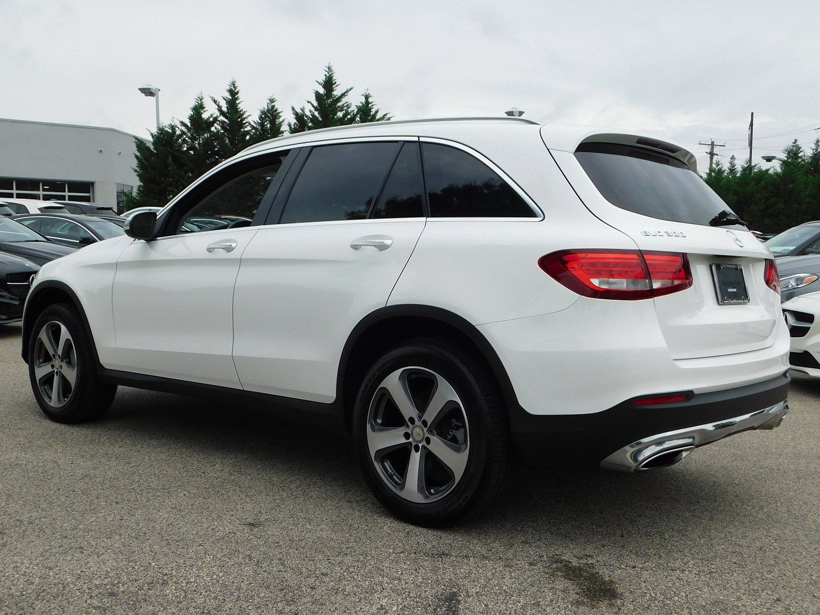 Certified Pre Owned 2016 Mercedes Benz GLC GLC 300 SUV in Fort