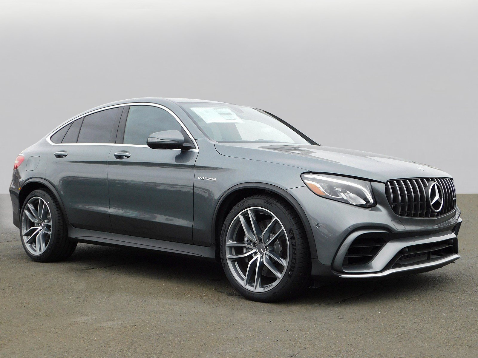 New 2019 Mercedes Benz GLC AMG GLC 63 Coupe
