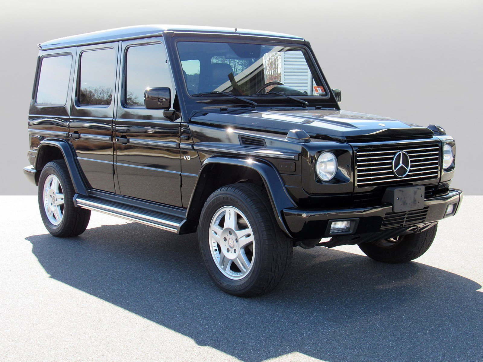 Pre Owned 2002 Mercedes Benz G Cl