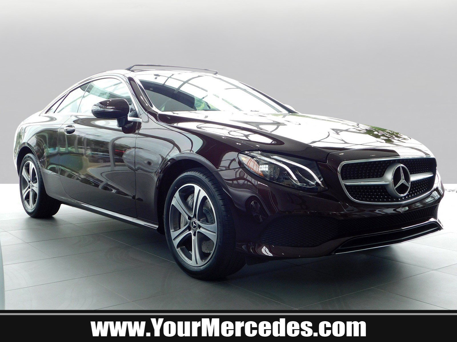 New 2019 Mercedes Benz E Class E 450 COUPE in Fort Washington