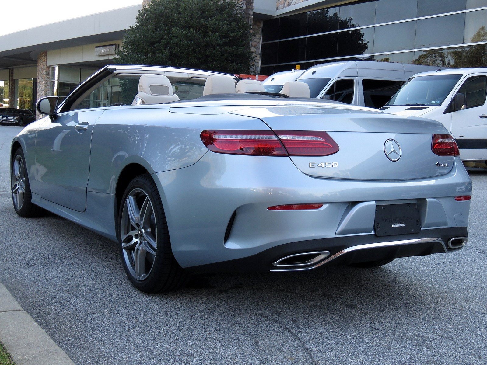 New 2019 Mercedes Benz E Class E 450 Convertible in Fort Washington