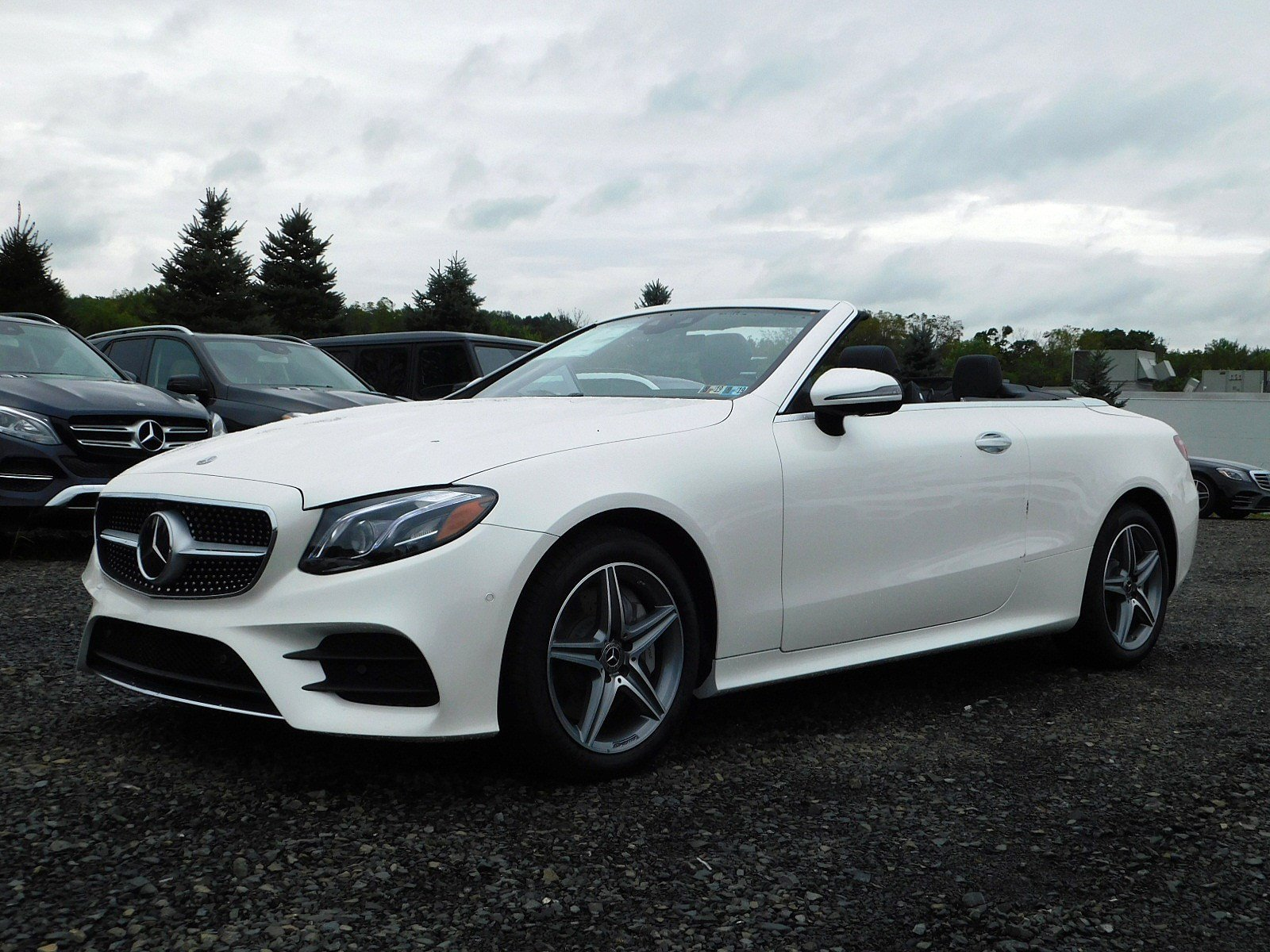 New 2019 Mercedes Benz E Class E 450 Sport CABRIOLET in Fort