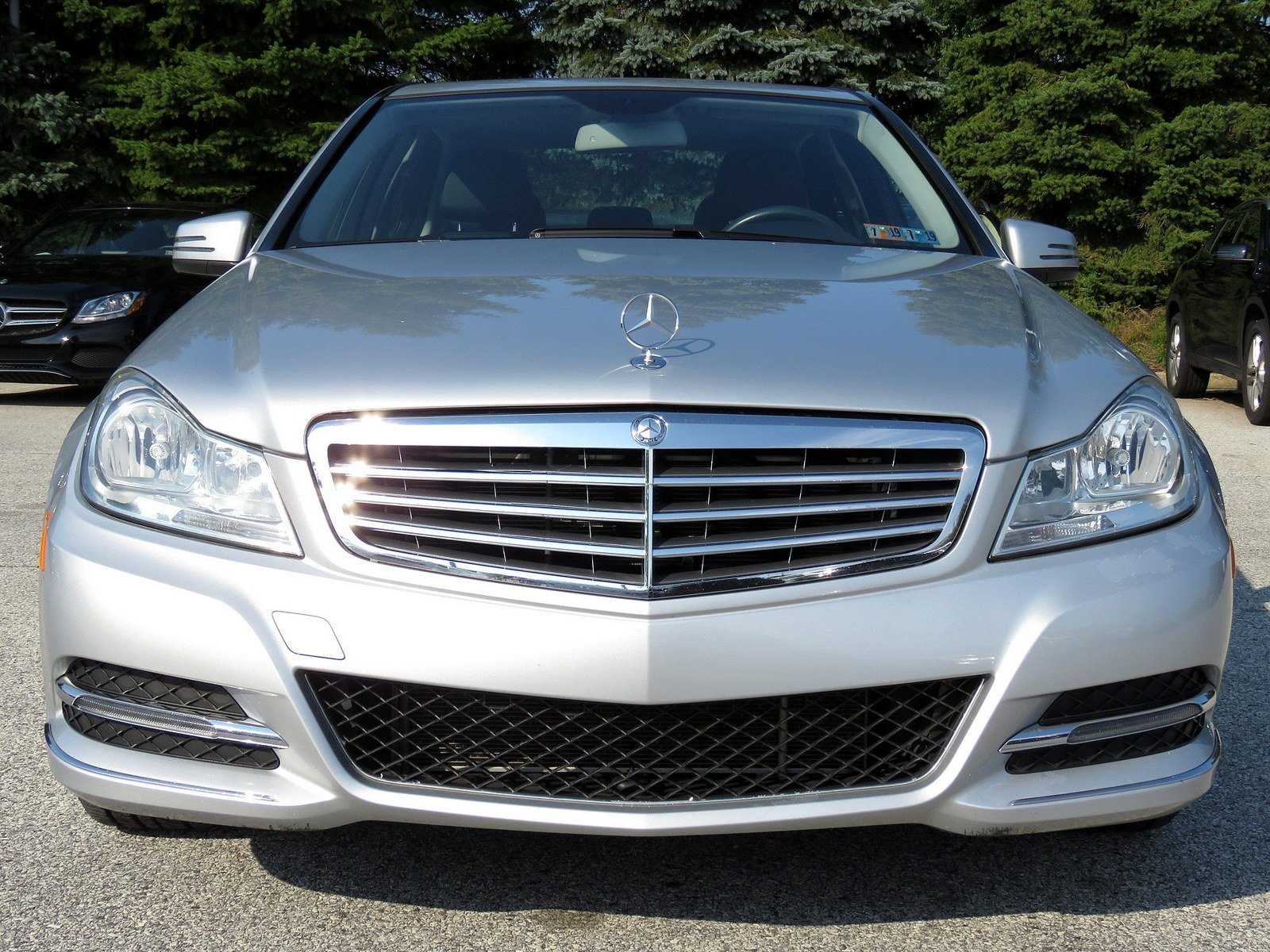 Certified Pre Owned 2014 Mercedes Benz C Class C 300 Luxury 4dr Car