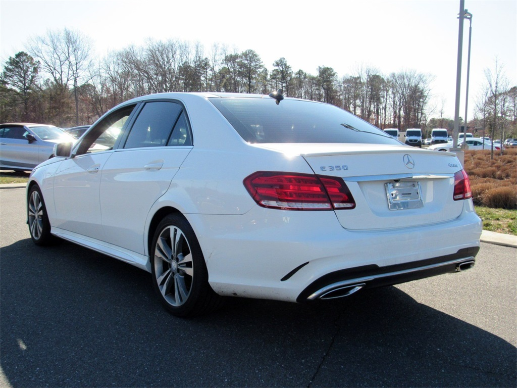 Certified Pre-Owned 2014 Mercedes-Benz E-Class E 350