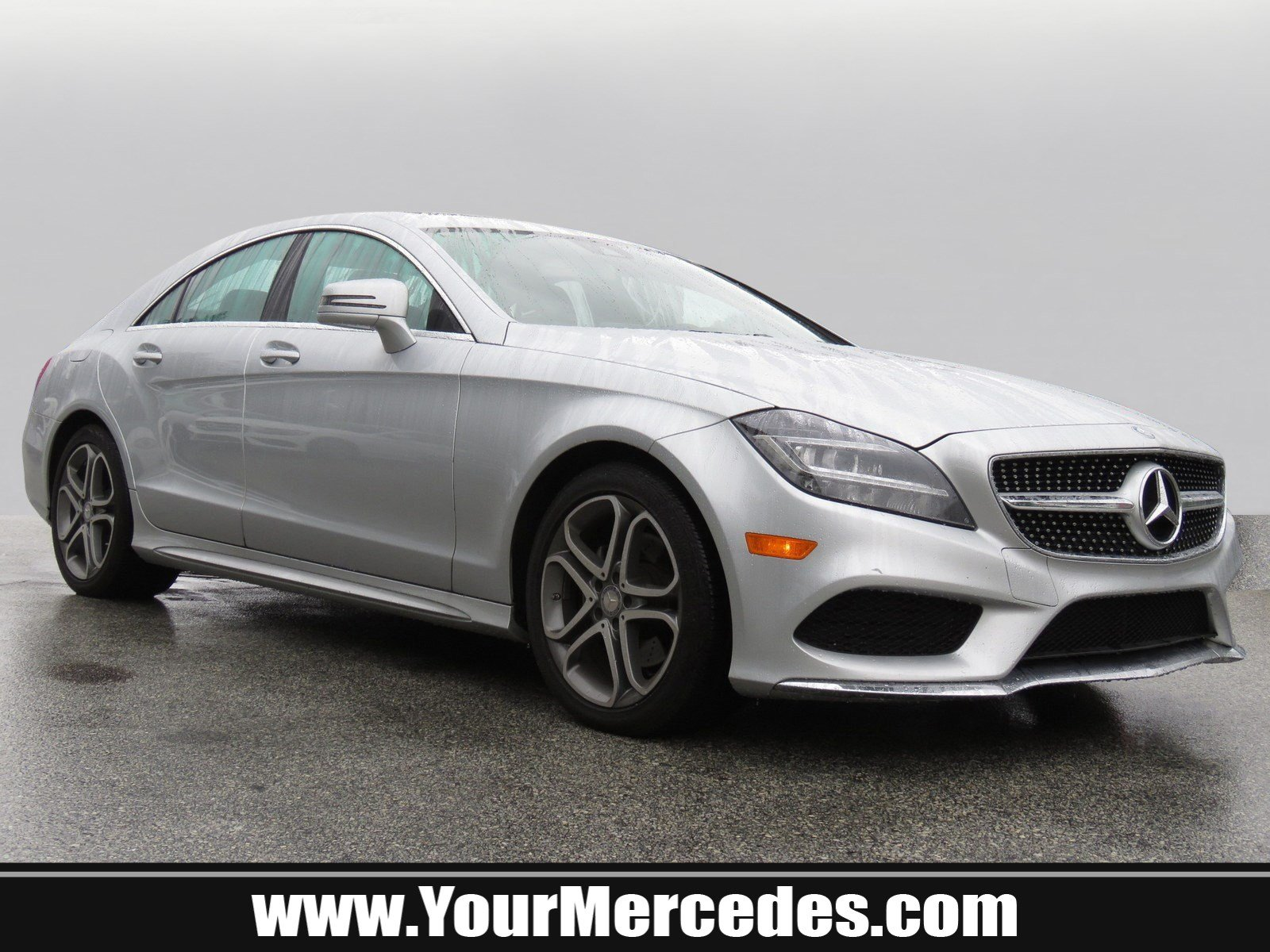Certified Pre Owned 2015 Mercedes Benz CLS CLS 400 Coupe in Fort