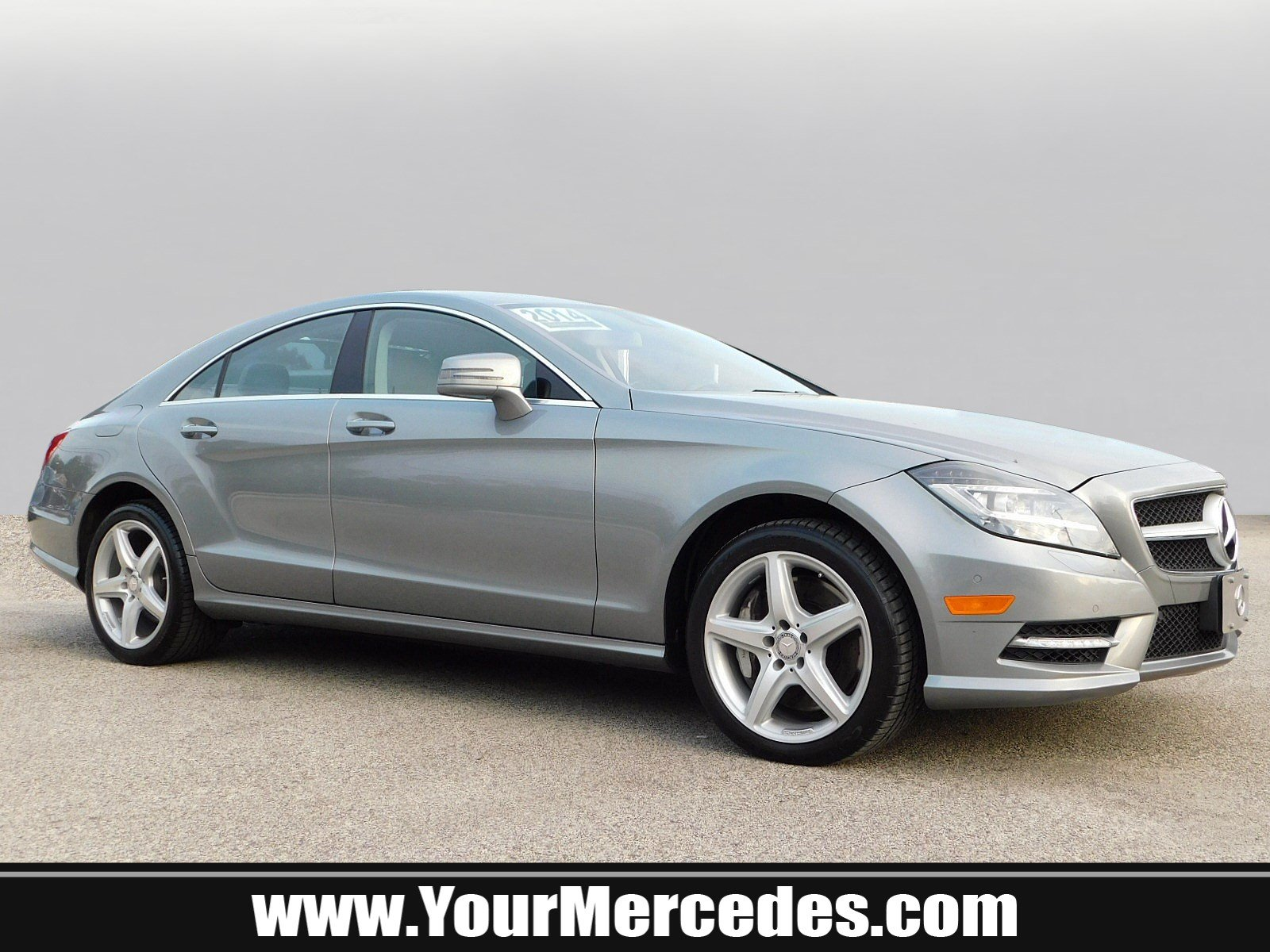 Certified Pre Owned 2014 Mercedes Benz CLS CLS 550 Sport