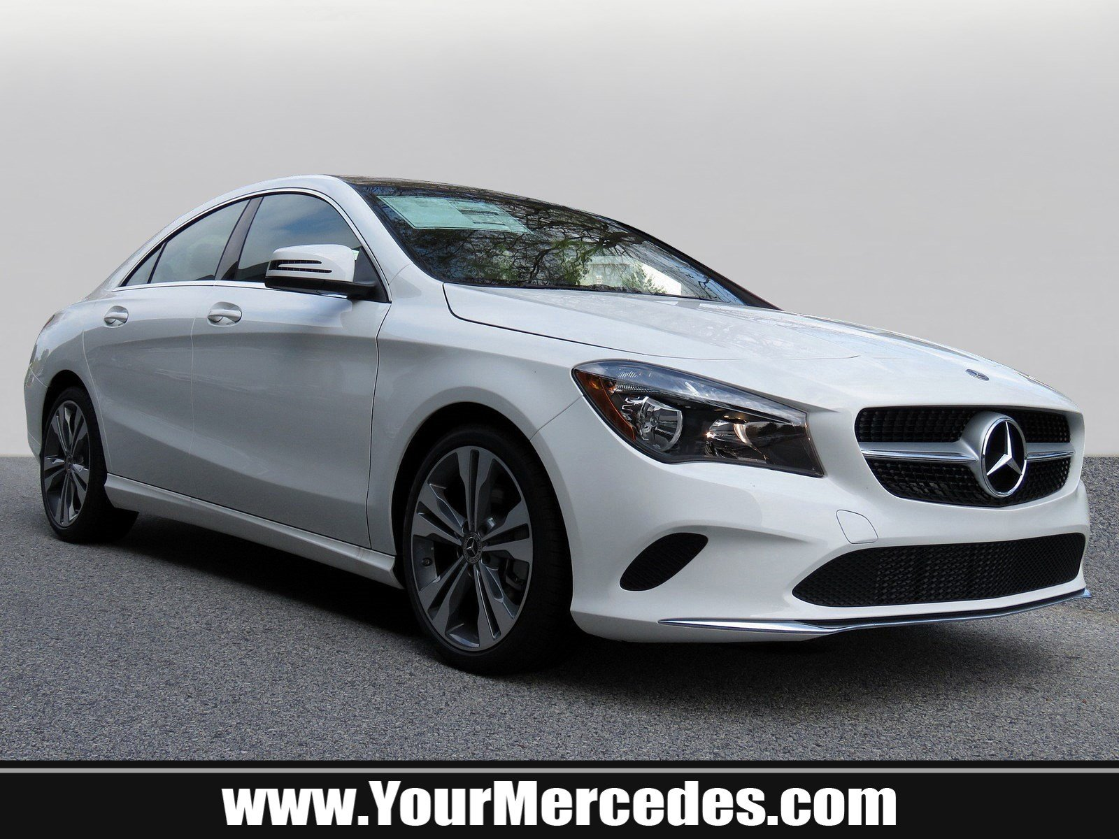 New 2019 Mercedes Benz CLA CLA 250 Coupe in Fort Washington