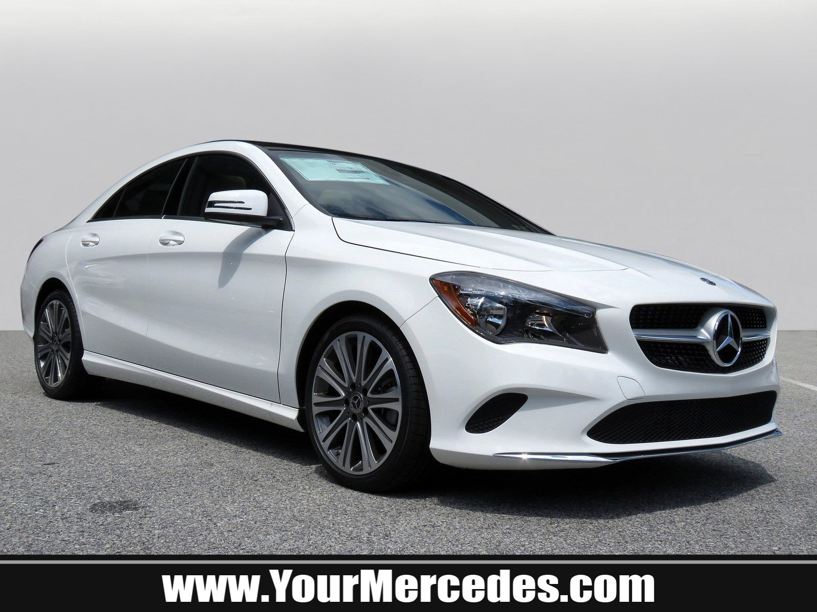 High Quality New 2018 Mercedes Benz CLA CLA 250