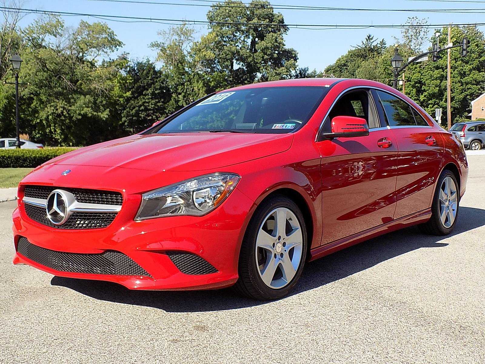 Pre Owned 2016 Mercedes Benz CLA CLA 250 Coupe in Fort Washington