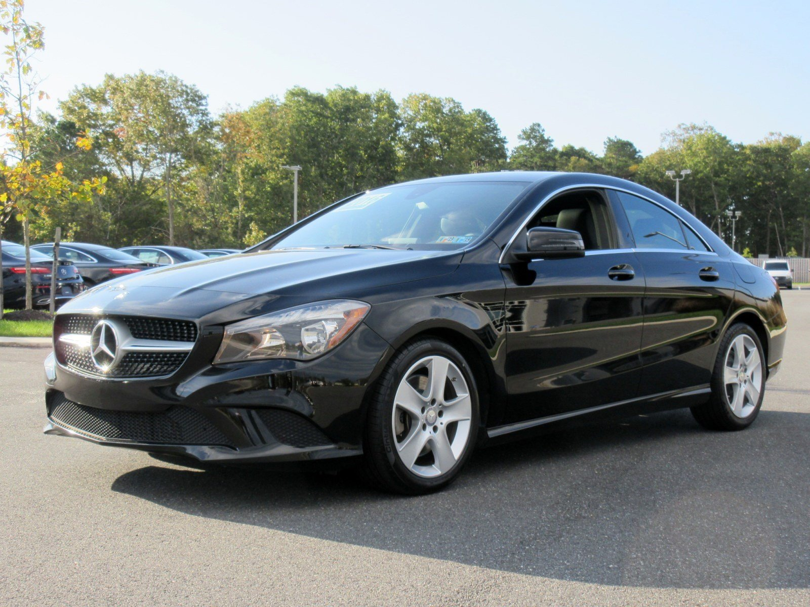 Certified Pre Owned 2016 Mercedes Benz CLA CLA 250 Coupe in Fort