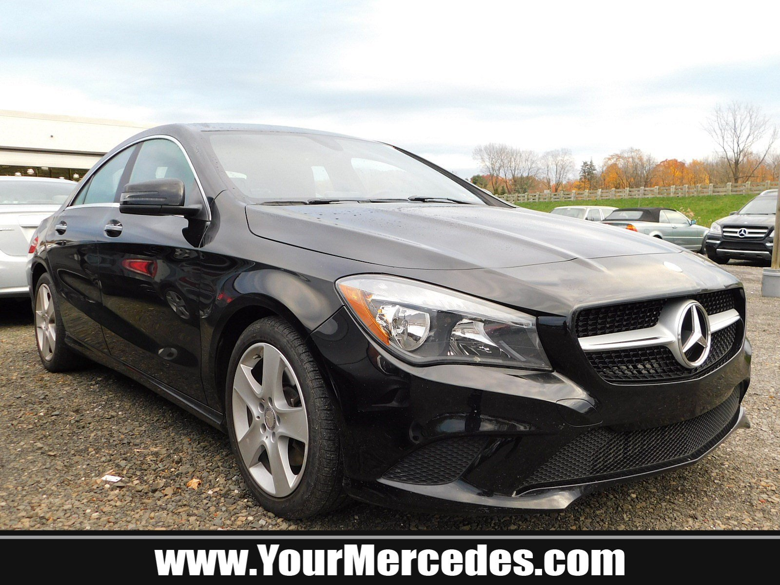 Pre Owned 2015 Mercedes Benz CLA CLA 250 Coupe in Fort Washington