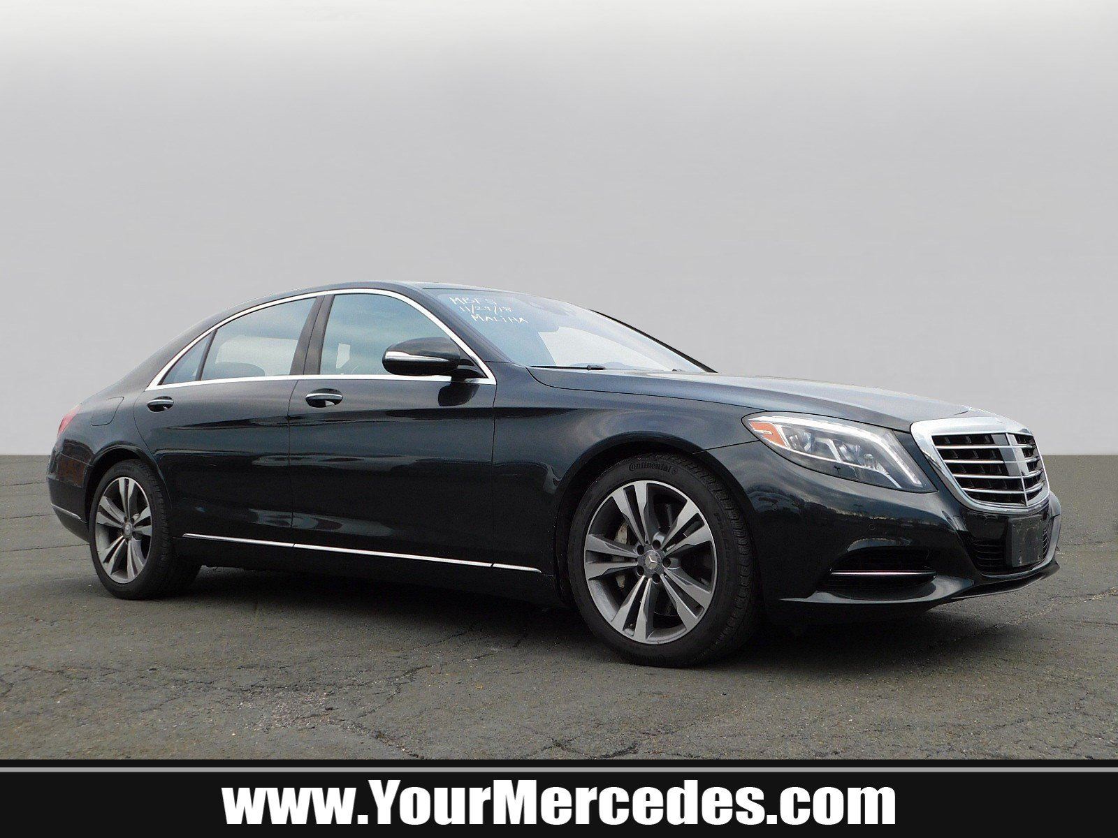 Certified Pre Owned 2015 Mercedes Benz S Class S 550 SEDAN in Fort