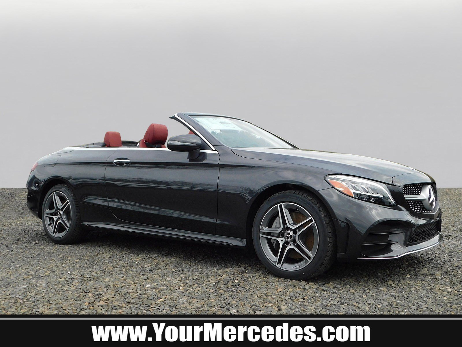 New 2019 Mercedes Benz C Class C 300 CABRIOLET in Fort Washington