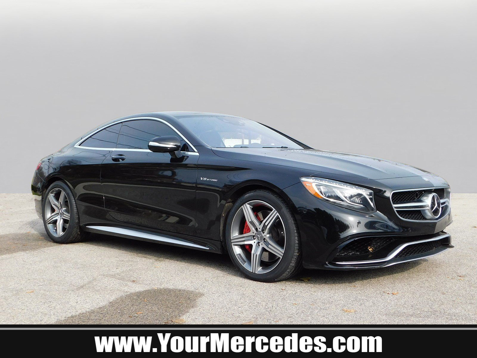 Certified Pre Owned 2015 Mercedes Benz S Class AMG S 63 Coupe Coupe