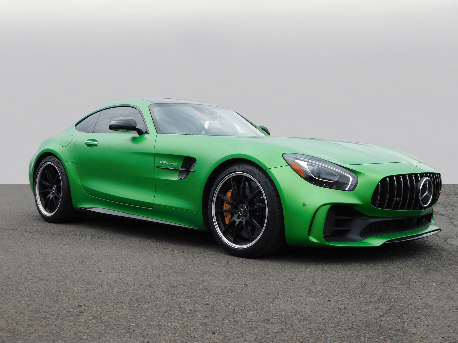 Pre Owned 2018 Mercedes Benz GT AMG GT R