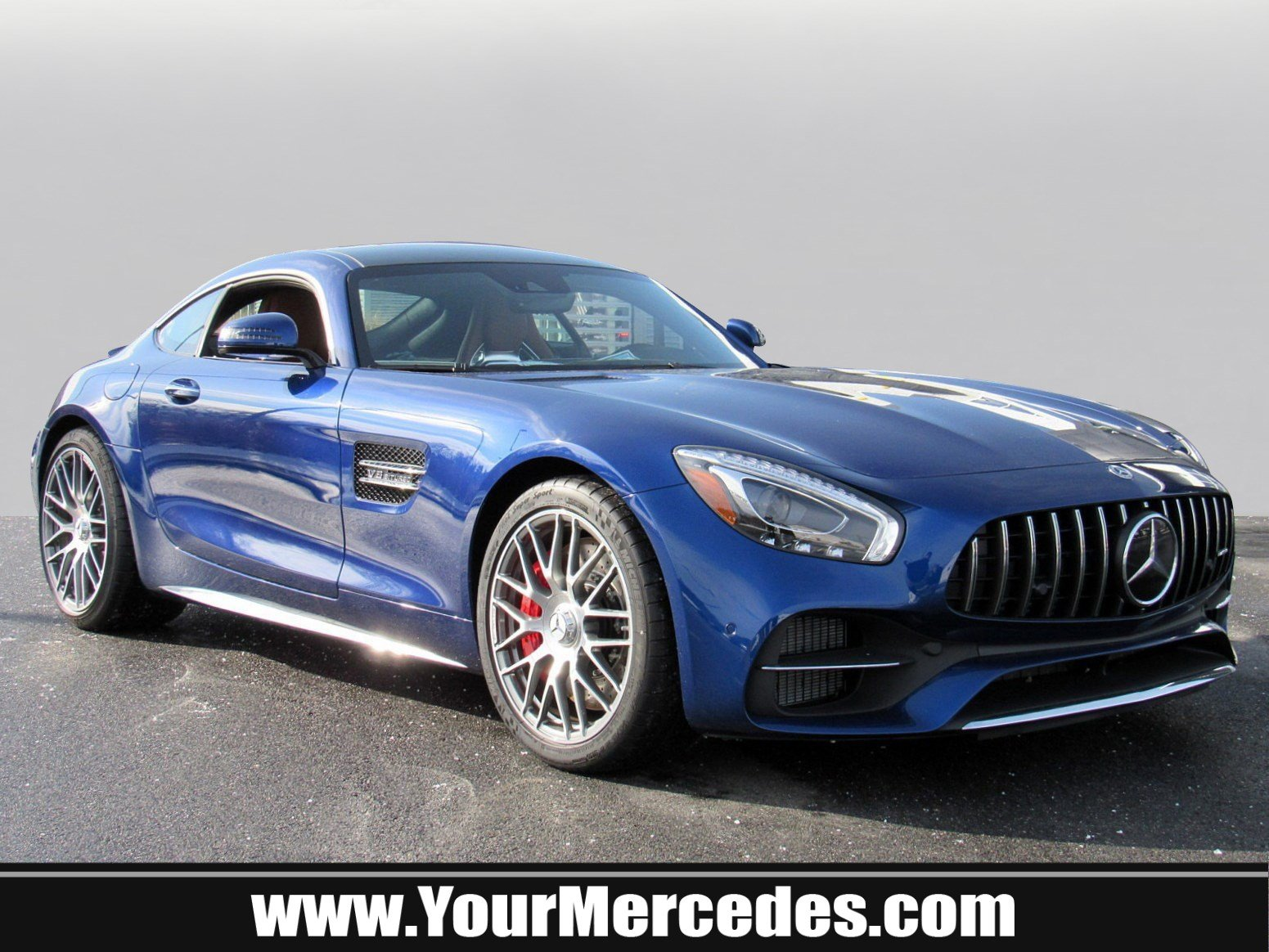 New 2019 Mercedes Benz Amg Gt Amg Gt C 2dr Car In Fort Washington