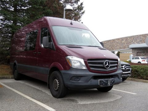 Pre-Owned 2014 Mercedes-Benz Sprinter 2500 Crew 170 WB
