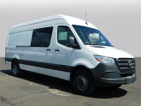 2019 Mercedes-Benz Sprinter 3500 Crew Van
