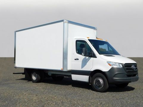 New 2019 Mercedes-Benz Sprinter Cab Chassis